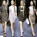 Miu Miu S/S 2010: The Pollenated Girls